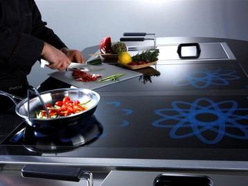 palazzo arlini - impianti - Induzione Cucina